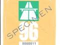 Specimen 1996