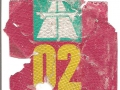 Geen Serienummer 2002