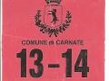 Carnate 2013-14